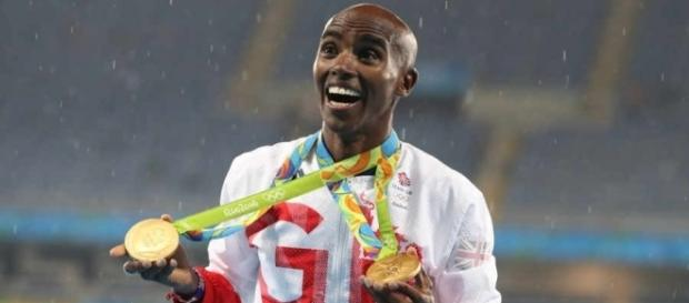 Arise 'Sir Mo Farah' after New Year Honours award