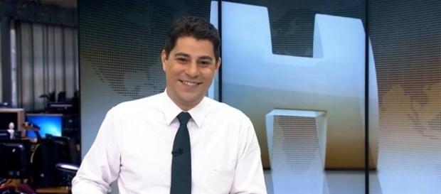 Evaristo Costa: do Jornal Hoje para o Fantástico