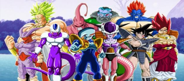 Los mejores 6 villanos de Dragon Ball