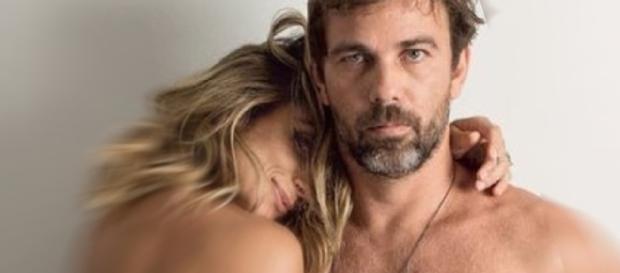 Marcelo Faria confessa que não tem o menor problema em lidar com a nudez