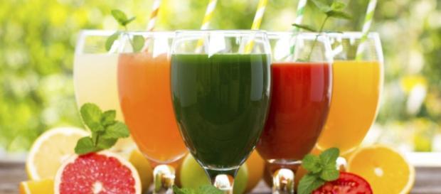 Sucos detox para eliminar gorduras do fim do ano
