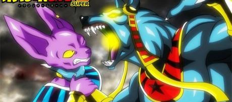 Anubis, the god of destruction of the universe 10. from YouTube