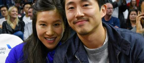 "The Walking Dead"" Star Steven Yeun Gets Married -- See His ... - toofab.com"