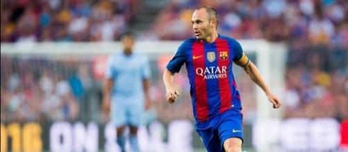 Barcelona Plans to Hand Andres Iniesta Lifetime Contract - News18 - news18.com