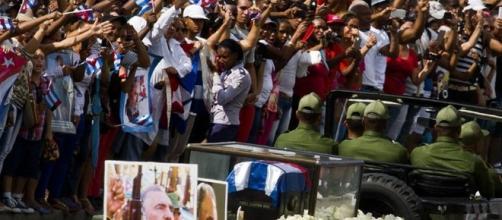 Fidel Castro vuelve a Santiago de Cuba, la cuna de la Revolución ...