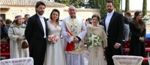 Il Segreto, anticipazioni episodio 1280: A Puente Viejo si festeggia due matrimoni