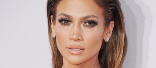 Jennifer Lopez: occhio nero per incidente sul set