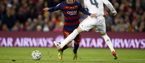 Sergio ramos le quito la Victoria al FC Barcelona