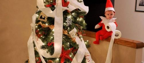 Some folks are really into Elf on the Shelf! Photo: Blasting News Library - go.com