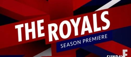 'The Royals' tonight - season 3 episode 1 spoilers (via YouTube E! Entertainment)
