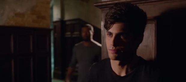 "Alec (Matthew Daddario) in ""Morning Star""/Photo via screencap, 'Shadowhunters'/Freeform"