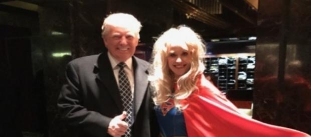 Donald Trump, Kellyanne Conway, via Twitter