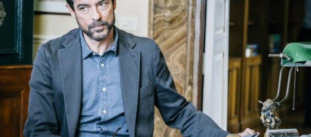 L'attore e protagonista Alessandro Gassmann