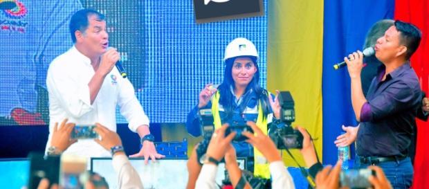 Los ministros de Justicia Iberoamericanos premian a Correa por sus avances en DDHH y Justicia