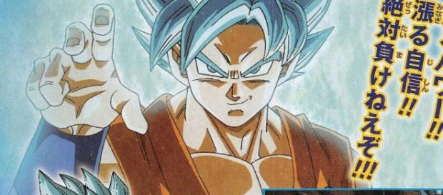 SSGGSS Goku | Anime Amino - aminoapps.com