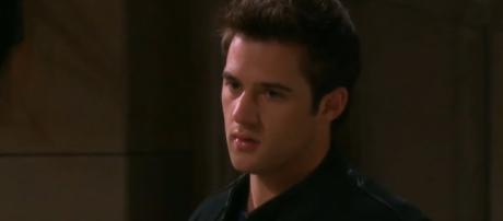 Gabi overhears that JJ is keeping another secret on 'Days Of Our Lives' - Image via Soapy Angel/Photo Screencap via NBC/YouTube.com