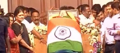 Amma's funeral to be held on Tuesday (Youtube screen grab)