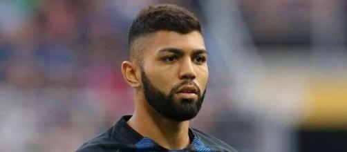 Gabigol, jogador da Inter de Milão