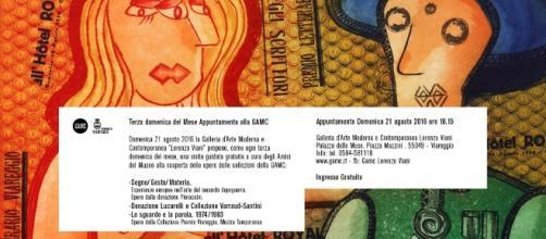 Galleria d'arte moderna e contemporanea-Viareggio - gamc.it