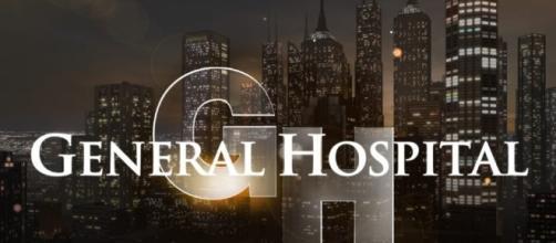 General Hospital screen cap opening credits