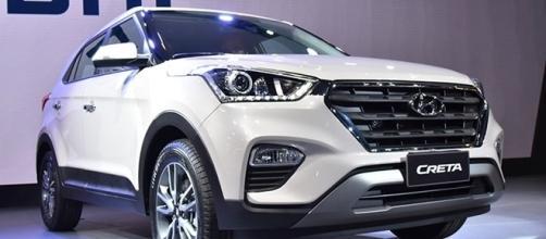 Hyundai Creta tem design exclusivo para o mercado brasileiro