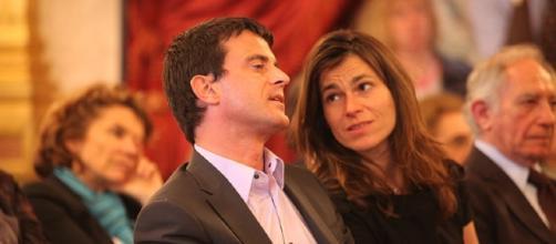 Manuel Valls et sa stratégie - CC BY