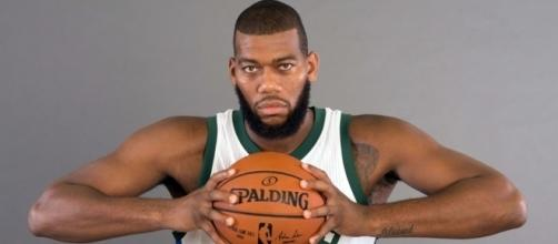 Milwaukee Bucks Greg Monroe might be leaving/Photo via behindthebuckpass.com