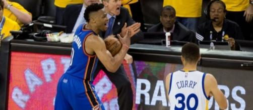 NBA admits mistake at not calling Russell Westbrook for traveling ... - usatoday.com