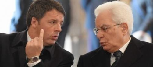 Pensioni e Pa: presidente Mattarella chiede al premier Renzi di rinviare le dimissioni dopo ok a legge Bilancio 2017