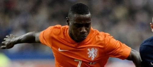 Quincy Promes - Spartak Moscow   Player Profile   Sky Sports Football - skysports.com