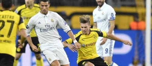 Real e Borussia brigam pela primeira posição do grupo