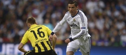 Real Madrid e Borussia Dortmund discutem a liderança do Grupo F da Champions League
