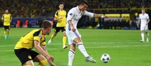 Real Madrid e Borussia Dortmund se enfrentam na Espanha, brigando pelo primeiro lugar do Grupo F.