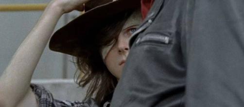 The Walking Dead 7x07: Carl es recibido por Negan en este nuevo ... - peru.com