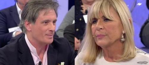 Uomini e Donne Over: Gemma Galgani e Giorgio Manetti