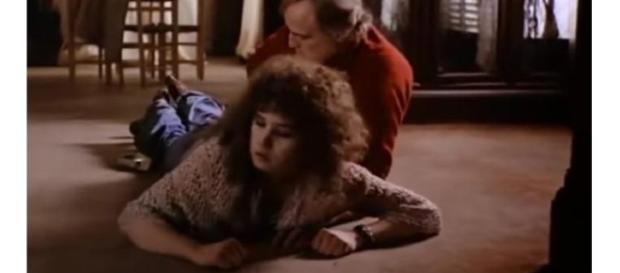 A famosa cena entre Marlon Brando e Maria Schneider