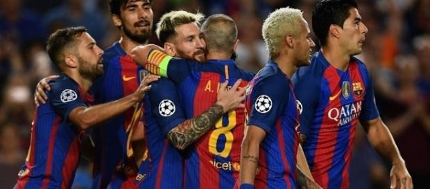 Barcelona é o líder do Grupo C e está classificado (Foto: Uefa)
