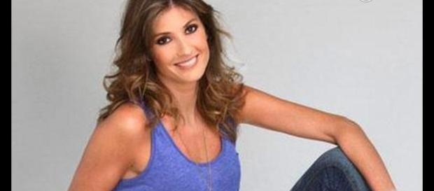 Caroline Ithurbide sur Direct 8... - purepeople.com