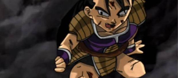 Diive, the son of Nappa. from YouTube