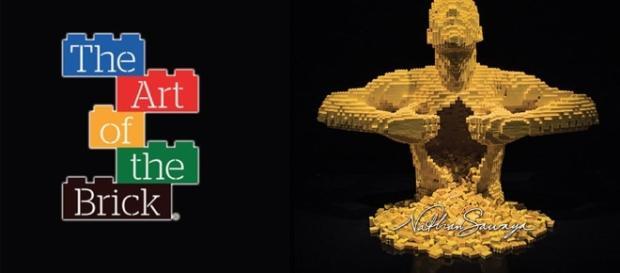 """Info biglietti, prezzi e orari per la mostra del mattoncino """"The Art of brick"""" a Roma - ventidieci.it"""