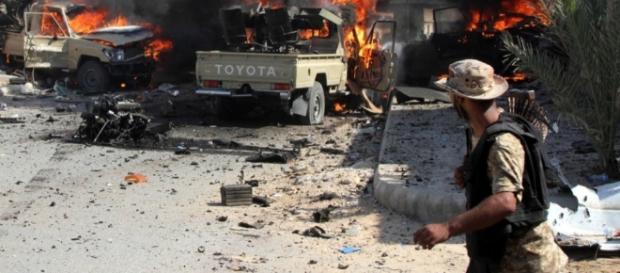 Libia: la liberazione di Sirte dall'Isis - FOTO - Panorama - panorama.it
