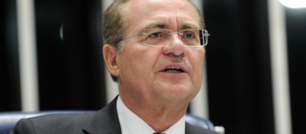 Renan Calheiros está fora do cargo de presidente do Senado