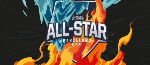 Image officielle des All-Star - Lolesports - - lolesports.com