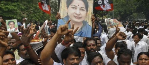 La donna più amata e combattuta dell'India