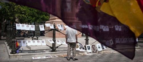 Las instituciones reclaman la memoria pública