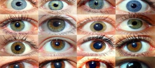 O significado da cor dos olhos.