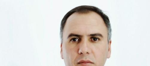 Professor Marcos Trombetta hoje