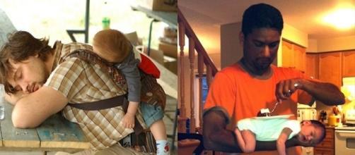 Quando você se torna pai, sua vida muda completamente