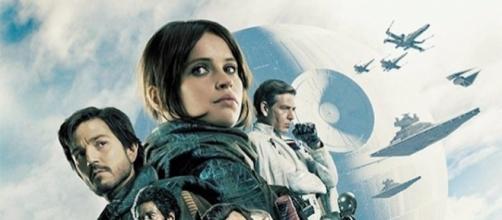 Rogue One : le premier Spin of de Star Wars est sur les écrans