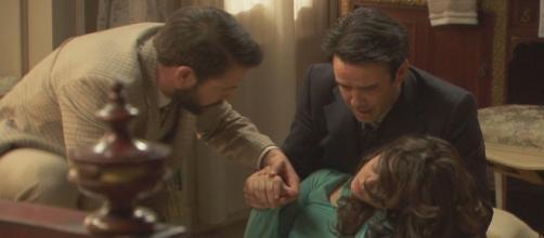 Sol è morta a Il Segreto soap opera